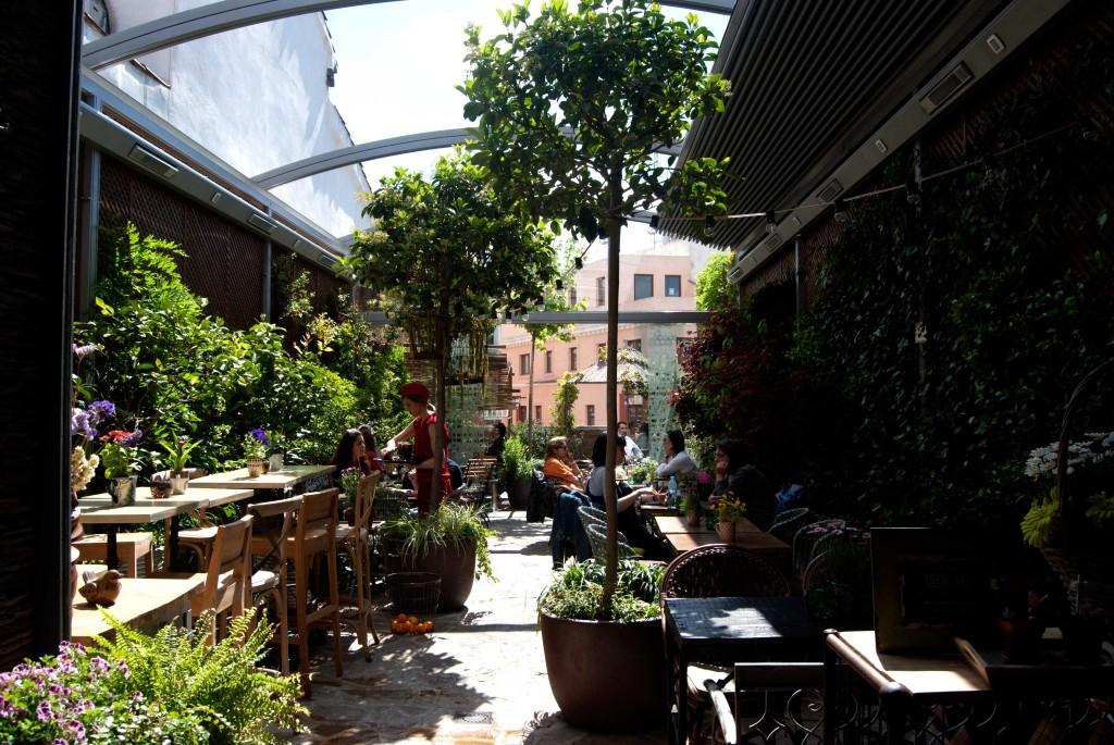Jardín Secreto de Salvador Bachiller.