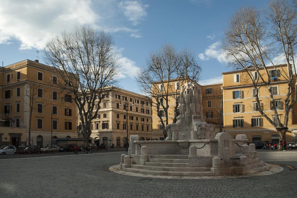 Testaccio Square Roma